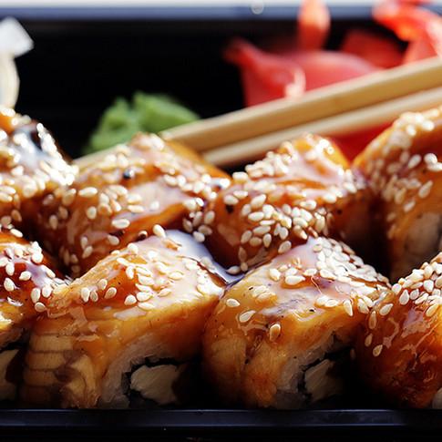 Nigiri Sushi Rolls from Kome Sushi Fortuna