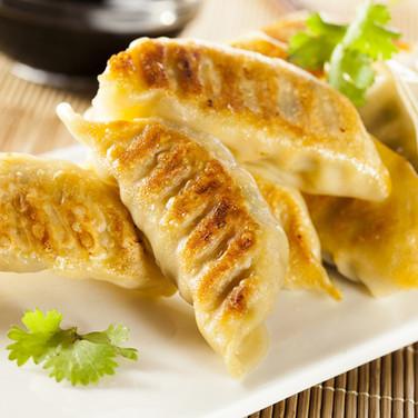 Gyoza Potstickers from Kome Sushi Fortuna