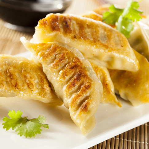 Gyoza Potstickers from Kome Sushi Fortuna