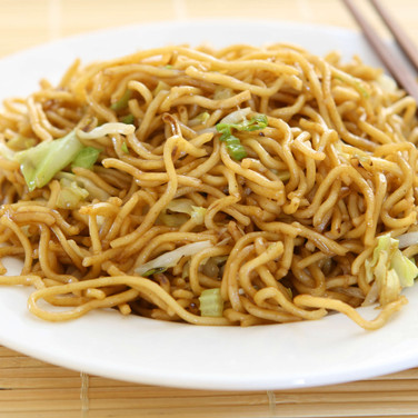 Chinese Chow Mein Stirfry  - Hunan Village Fortuna - Humboldt's Premier Chinese Restaurant
