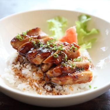 Japanese Chicken Teriyaki from Kome Sushi Fortuna
