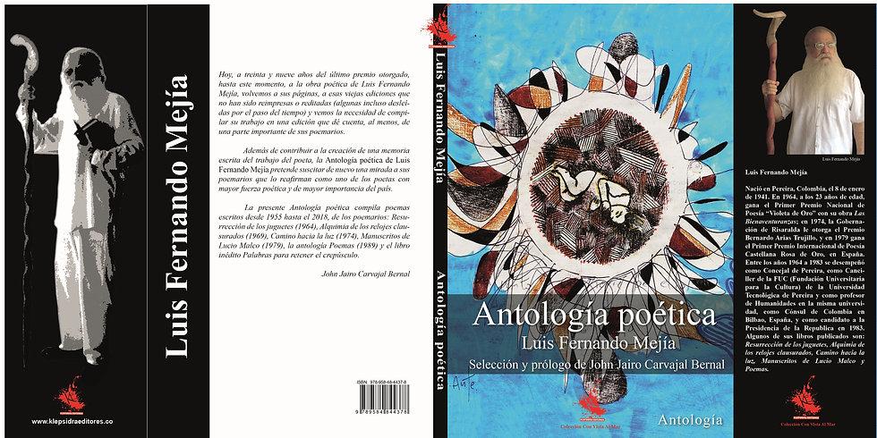 Antología Poética de Luis Fernando Mejía