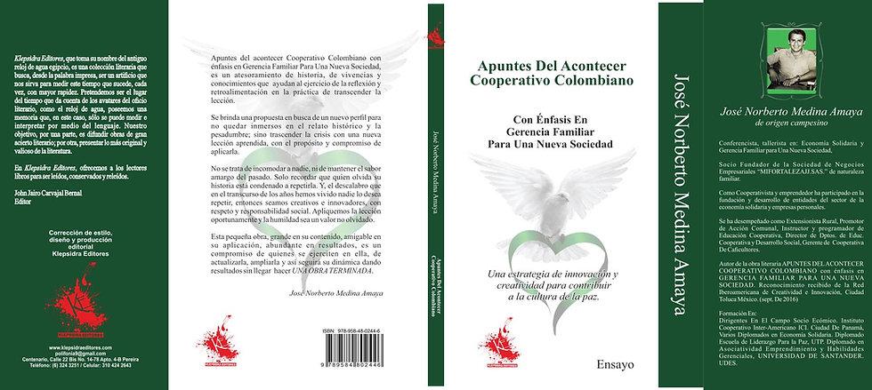Apuntes del acontecer cooperativo colombiano