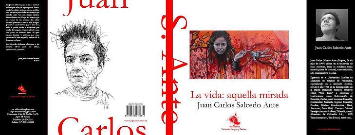 Carátula Juan Carlos Salcedo