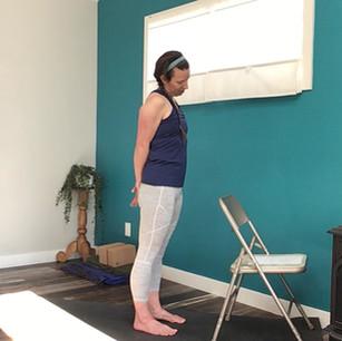 15 minute Desk Yoga