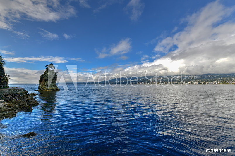 Adobe stock photo of a body of water and shoreline