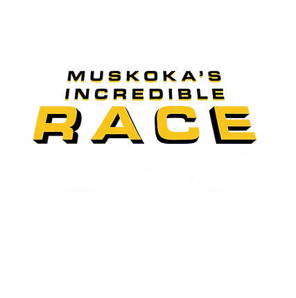 muskoka's incredible race logo