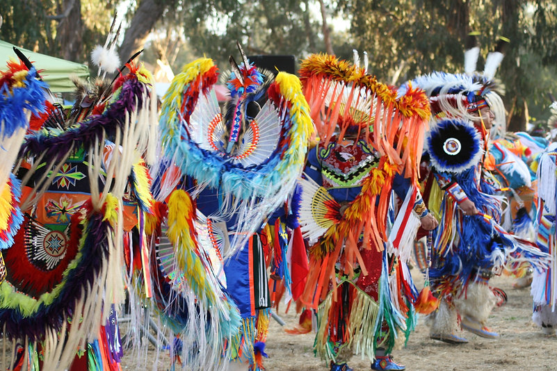 Image of First Nations Pow Wow