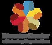 ECVO Logo Vertical - Full Colour + Grey Wordmark.png