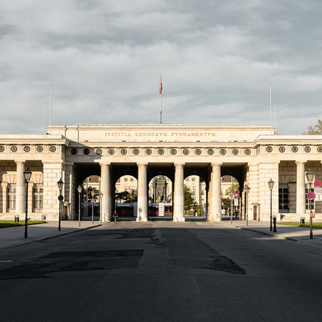 Stilles Wien im Lockdown