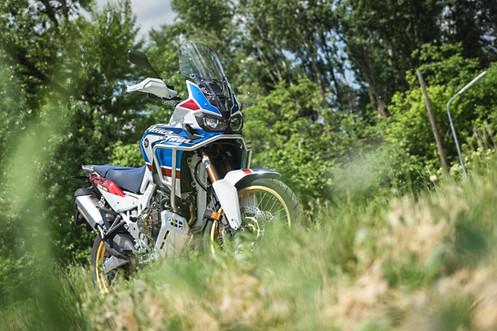 Honda Africa Twin derStandard.at
