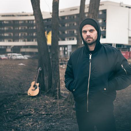 Portraits - Schauspieler & Musiker Andreas Hajdusic