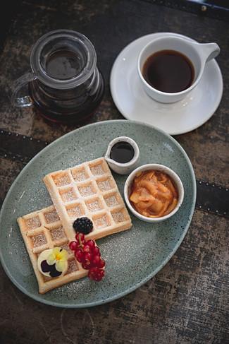 Gota Coffee Experts Breakfast
