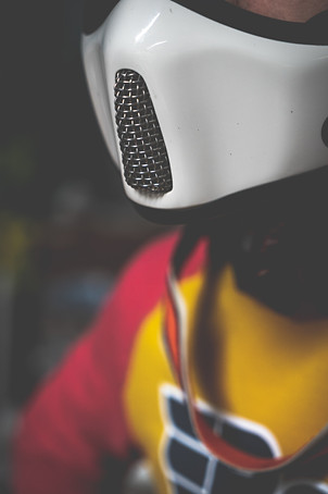 Cast Helmets MTII
