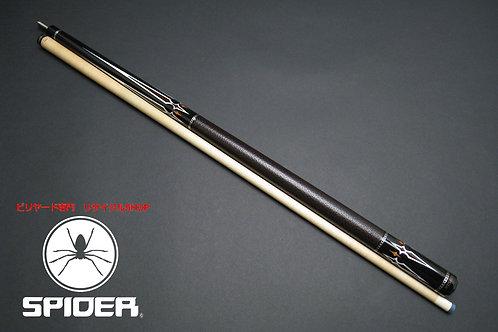14628 ムサシ Musashi エボニー インレイ5剣 ACSSpro リフィニッシュ済 新品アメ豚 カスタム SPIDER