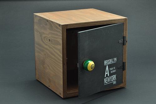 40481 キューブBOX400 収納ボックス B.B-ART ソノタ SPIDER