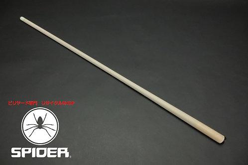 22710 メーカー不明 11山 黒無地薄リング 107g 12.8mm ハイテク SPIDER