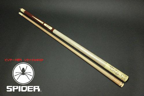 15028 メウチ Meucci 4剣 18山 レッドドット レトロデザイン CUE SPIDER