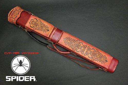 31463 美品 ヴォルツーリ Volturi 特注品 ハードケース 2x4 本革 ケース SPIDER