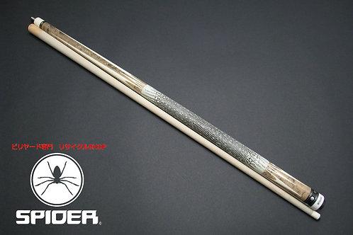 14746 ムサシ Musashi 1本芯 子持8剣 ステインバーズアイ VI 10山パイロ カスタム SPIDER