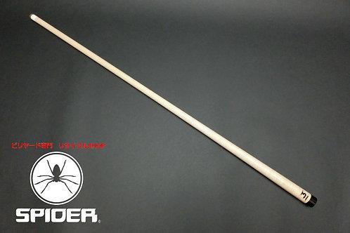 22785 状態良 プレデター Predator 314-3 120g 18山用 黒無地リング ハイテク SPIDER