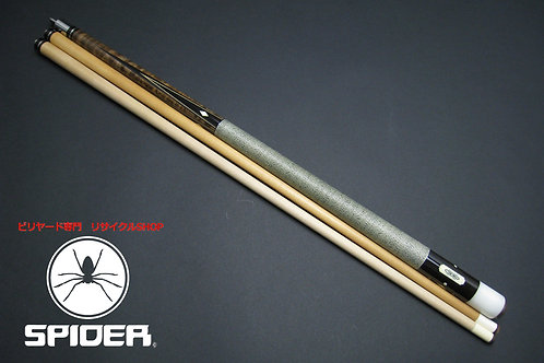 14758 アダム Adam アダムPro88 1990年 50本限定モデル 2シャフト 4剣 CUE SPIDER