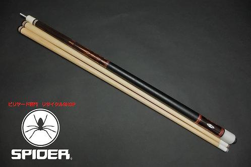 14887 希少 使用数回レベル シュレーガー Schrager インレイ6剣 2シャフト 美品 カスタム SPIDER