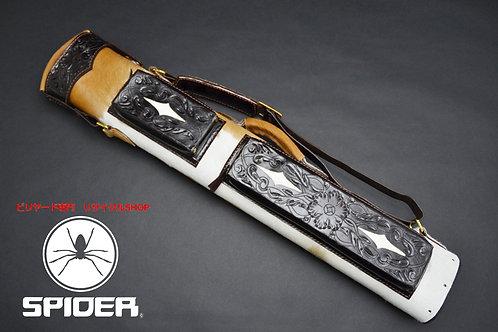 31324 入手困難 使用少 ヴォルトゥーリ Volturi ホースヘアー 本革 4バット 6シャフト 高級 ハードケース SPIDER