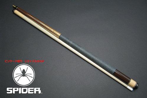 14722 カイザー kaiser サウススタイル 5剣 リネングリップ 11山 CUE SPIDER