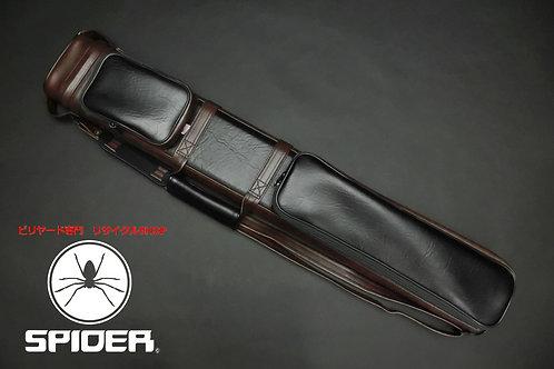 31470 ジョーポーパー JoePorper ハードケース 2x4 ブラウン黒コンビ ケース SPIDER
