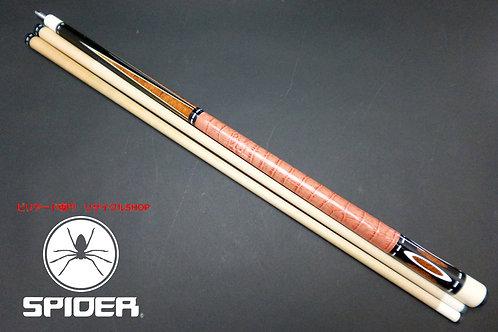13945 ニッティ Nitti 4剣 2001年 黒檀 2シャフト ラジアル カスタム SPIDER