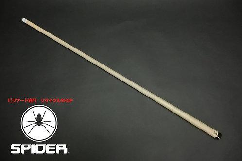 22671 プレデター Predator 314-2 ラジアル 黒無地リング 104g ハイテク SPIDER