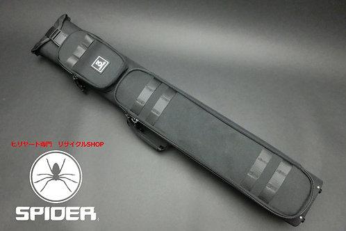 31494 状態良 スリーセカンズ 3seconds ハードケース 3B5S ブラック バックパックスタイル ケース SPIDER