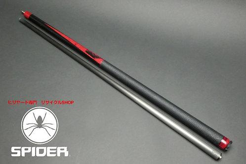15008 プレデター Predator SP2 Revo レッド Revo12.9 ユニロック C4+ カーボン CUE SPIDER