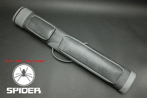 31485 使用少 ノーブランド ハードケース 2B4S ウィットン調 合皮 ケース SPIDER