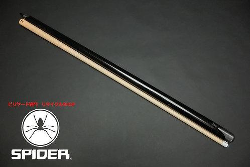 14861 プレデター Predator P3 黒 ユニロック ノーラップ 314-2 CUE SPIDER