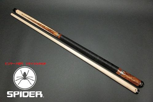15059 美品 メッヅ Mezz AP-2 ツーヤバール4剣 パウア貝インレイ WX-α UJ 糸巻き CUE SPIDER