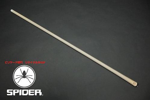 22689 ジーズ Geez タイプS WJ用 黒無地リング 128g 12mm ハイテク SPIDER