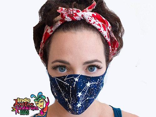 Unisex Noble Face Mask