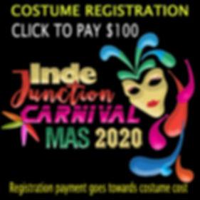 inde junction mas 2020 COSTUME REGISTRAT