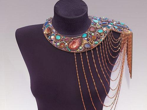 Shoulder Necklace Option