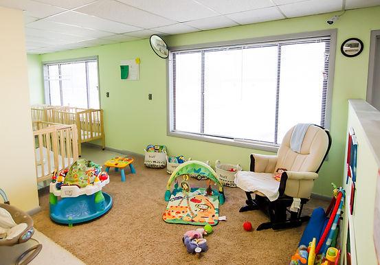Lyndon Learning Infant Room