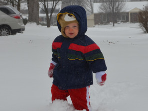 Outdoor Play in the Winter: Is it Necessary?