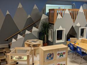 New Pre-Kindergarten Classrooms