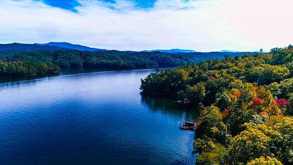 lake landacape photograph