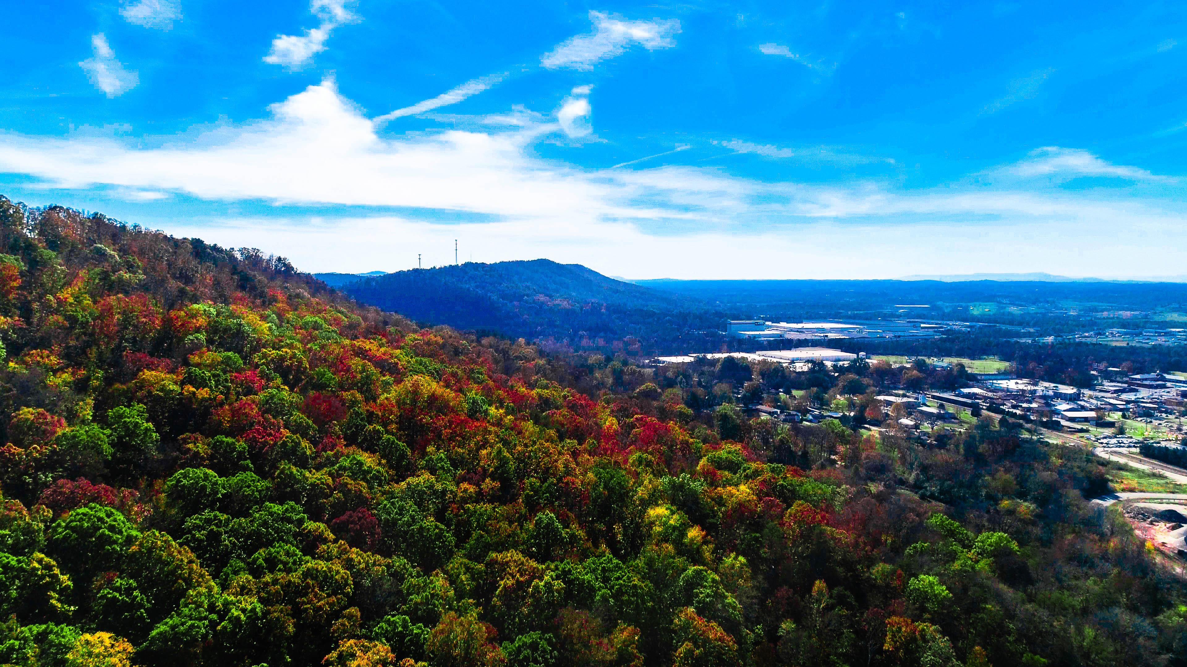 Autumn Colors Mountain Appalachian