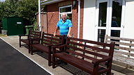 Newly painted benches May 2020.jpg