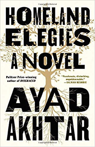 Homeland Elegies, by Ayad A