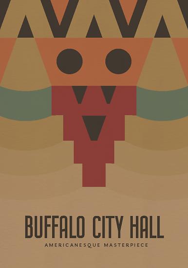 Buffalo City Hall: Americanesque Masterpiece