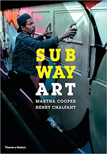 SubwayArt, by Henry Chalfant